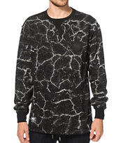 DGK Blacktop Crew Neck Sweatshirt