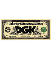 DGK Buck Sticker