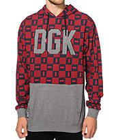DGK Checker Hoodie