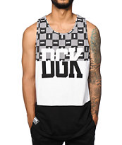 DGK Checkers Tank Top