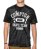 DGK Compton Skate Team Tie Dye T-Shirt