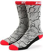 DGK Concrete Crew Socks