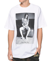 DGK Countin Loot White Tee Shirt