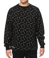 DGK Digi Dot Crew Neck Sweatshirt