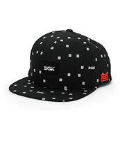DGK Digi Dot Snapback Hat