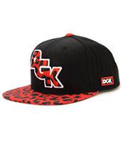 DGK Fast Life Snapback Hat