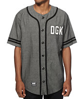 DGK From Nothing Baseball Jersey