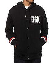 DGK From Nothing Button Up Hoodie