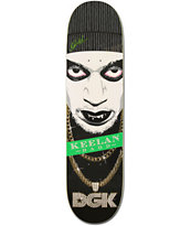 DGK Keelan Dadd Stick Up Kid 8.06 Pro Model Skateboard Deck