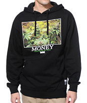 DGK Money Trees Black Pullover Hoodie
