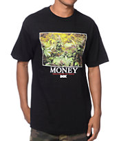 DGK Money Trees Black Tee Shirt