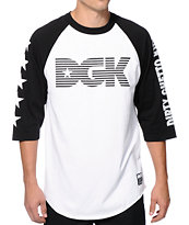 DGK Movement Baseball T-Shirt