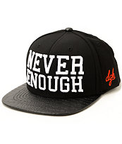 DGK Never Enough Snapback Hat