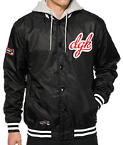 DGK Never Enough Varsity Jacket