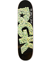 "DGK No Stems 8.06"" Skateboard Deck"