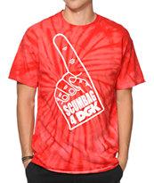 DGK Number 1 Tie Dye T-Shirt