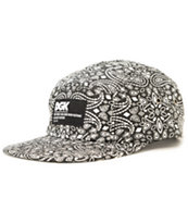 DGK OG Black 5 Panel Hat