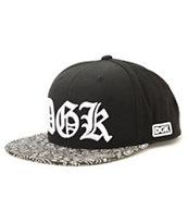 DGK OG Snapback Hat
