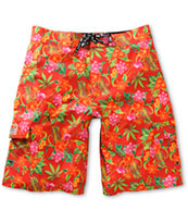DGK Permanent Vacation Floral 23 Board Shorts