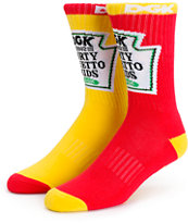 DGK Picnic Crew Socks
