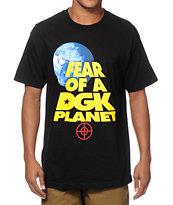 DGK Planet T-Shirt