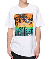 DGK Relaxed White Tee Shirt