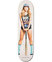 DGK Slugger 8.06 Team Skateboard Deck