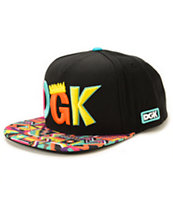 DGK Summer In The City Snapback Hat