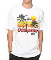 DGK Welcome To Compton Tee Shirt