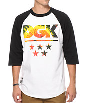 DGK Winning Baseball Tee Shirt