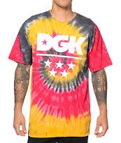 DGK Winning Tie Dye T-Shirt
