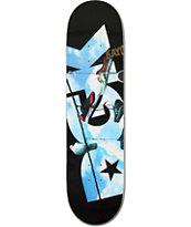 DGK Wire Black 8.1 Skateboard Deck