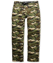 DGK Working Man 4 Camo Regular Fit Chino Pants