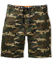 DGK Working Man III Camo Chino Shorts