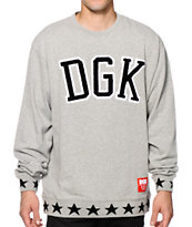 DGK Worldwide Crew Neck Sweatshirt