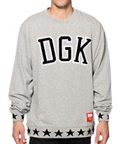 DGK Worldwide Crew Neck Sweatshirt