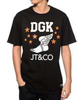 DGK x JT & CO Timeless T-Shirt