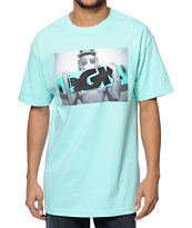 DGK x Madzilla First Love Mint T-Shirt
