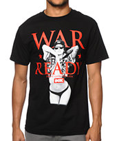 DGK x Madzilla War Ready Tee Shirt