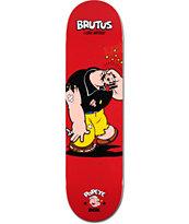 "DGK x Popeye Brutus 8.1"" Skateboard Deck"