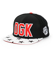 DGK x Popeye Snapback Hat