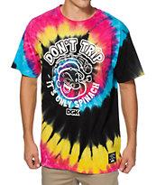 DGK x Popeye Spinach Tie Dye T-Shirt