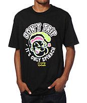 DGK x Popeye Spinach Trip T-Shirt