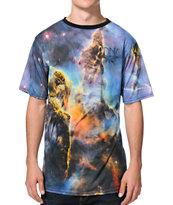 DNA Genetics Space Mountain Sublimated Tee Shirt