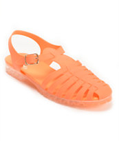 DV8 Dantri Coral Jelly Sandals