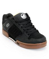 DVS Durham Black & Gum Skate Shoe