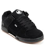 DVS MHJ Black & Gum Skate Shoe