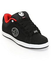 DVS Mastiff Black Nubuck Skate Shoe
