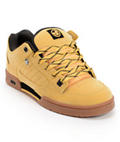 DVS Militia JJ Snow 2013 Tan Nubuck All-Terrain Shoe