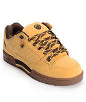 DVS Militia JJ Snow Tan Nubuck All-Terrain Shoe